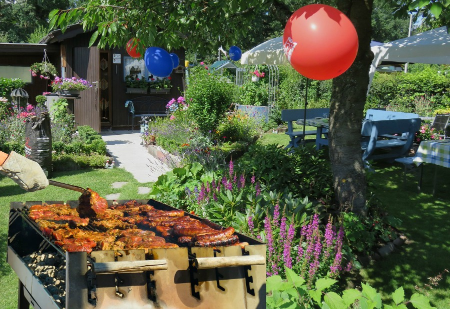 Summer Garden Party tips