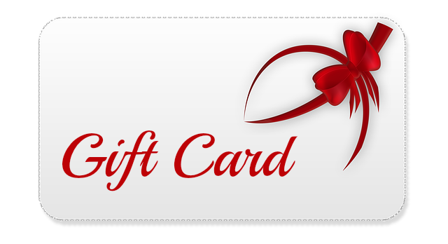 gift card to a restaurant makes great food gifts