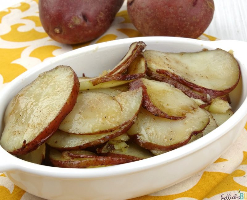 Oven Roasted Red Potatoes – Easy Side Dish Recipe