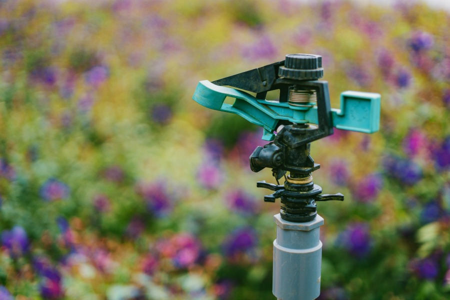 reactivate outdoor plumbing as a way to prepare your home for spring