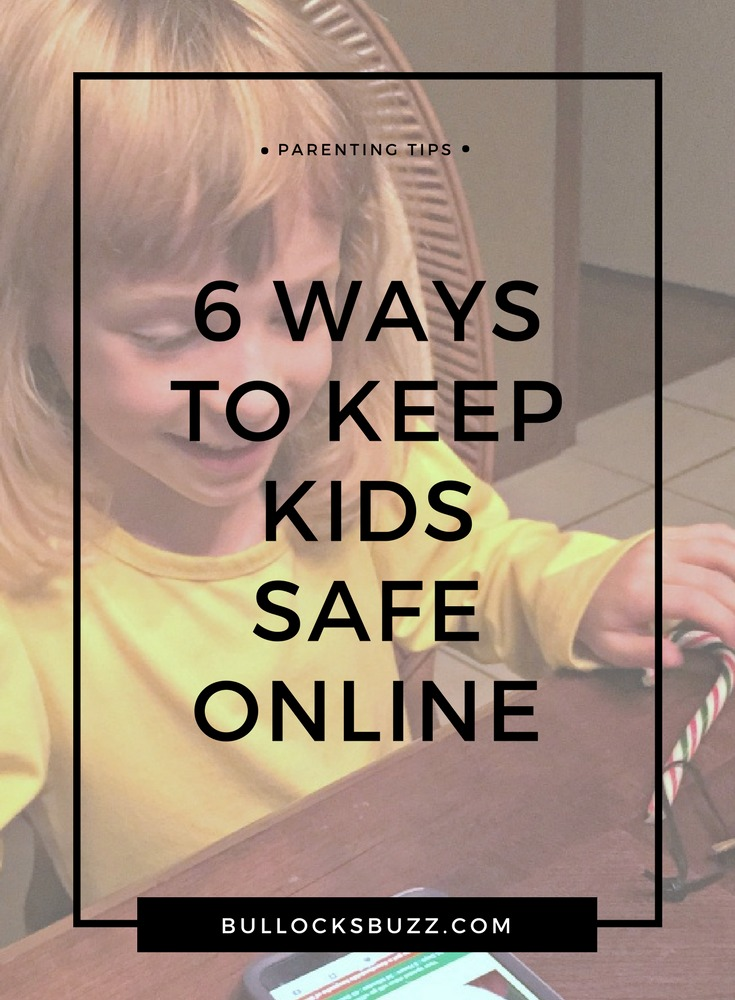 6 ways to keep kids safe online simple internet safety for kids