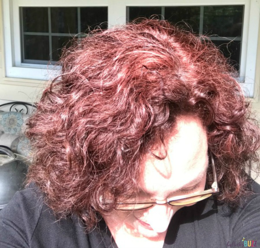 DIY Bobby Pins and before coloring with Schwarzkopf Keratin Color