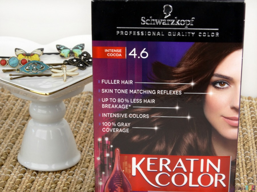 DIY Bobby Pins and Schwarzkopf Keratin Color