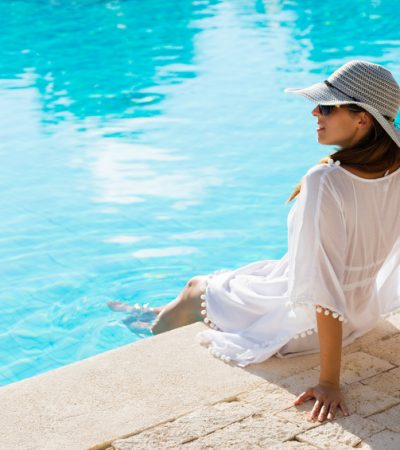 How to Protect Your Hair and Skin While Swimming This Summer