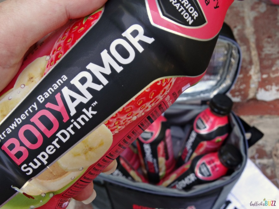 BODYARMOR Sports Drink close up