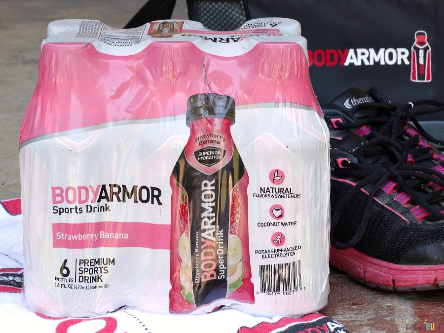 BODYARMOR Sports Drink six pack packaging