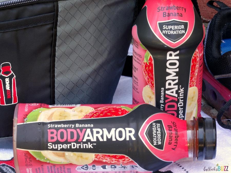 BODYARMOR Sports Drink bottles