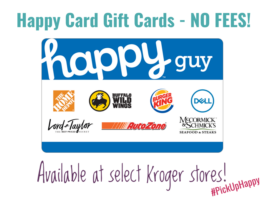 Happy Card No Fee Gift Cards Pick Happy Guy gift card