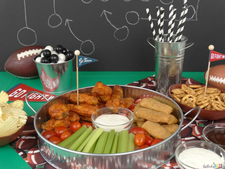 easy Football Party Food ideas