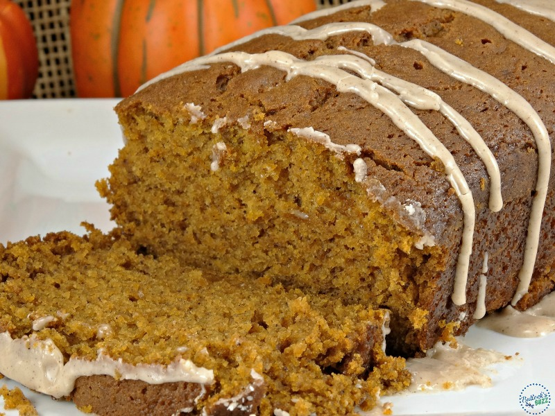 pumpkin spice bars more recipes pumpkin gingerbread with spiced glaze