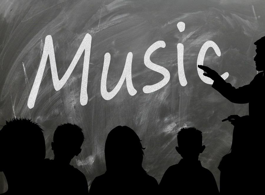 exposing children to the arts music