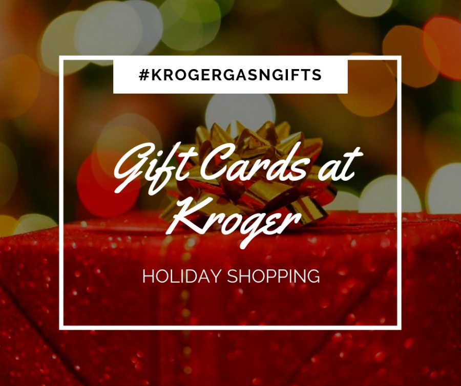 gift cards at Kroger