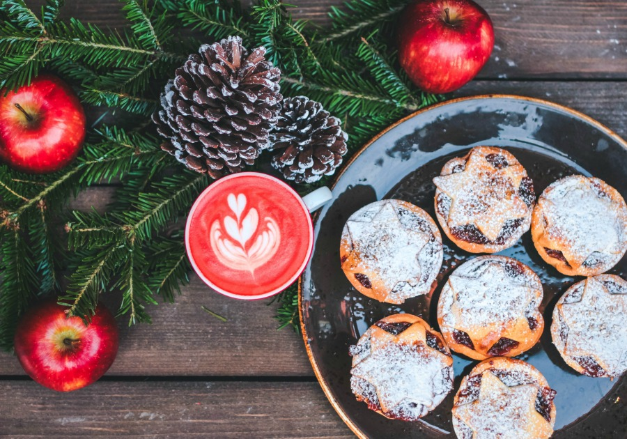 mince pie Christmas dessert recipes