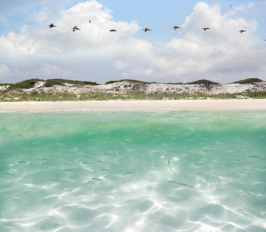 money saving vacation tips book off season in destin