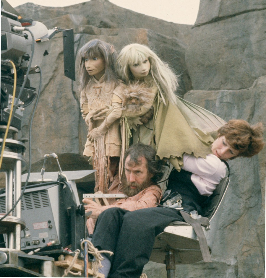 The Jim Henson Exhibition Imagination Unlimited Dark Crystal Jen Kira
