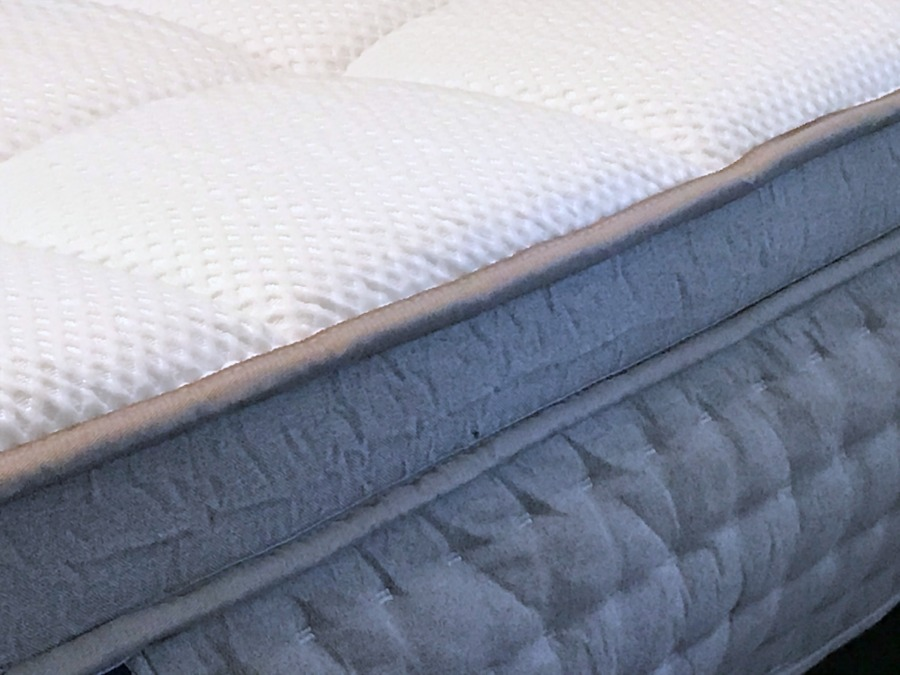 thick pillowtop with edge support dreamcloud mattress
