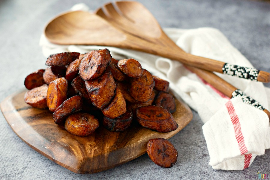 how to make Sweet Fried Plantains