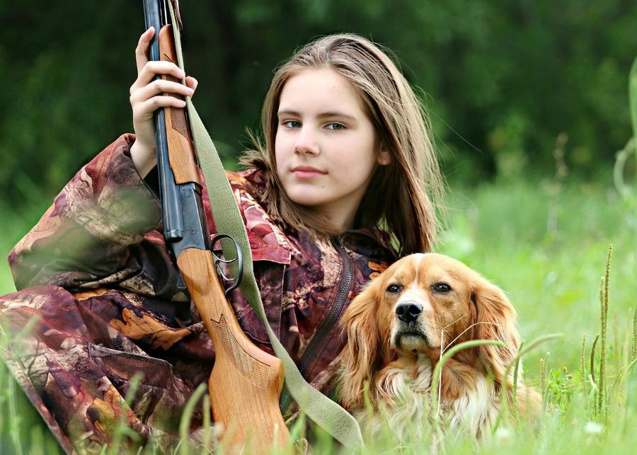 Girl hunting