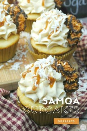Samao cupcakes recipe