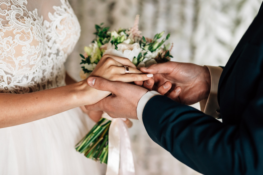 how to make your second wedding feel special