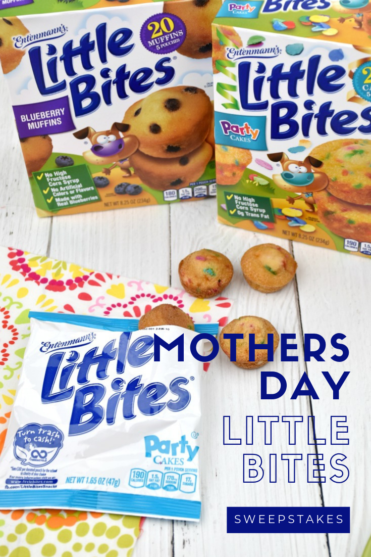 mother's day with entenmanns little bites sweepstakes