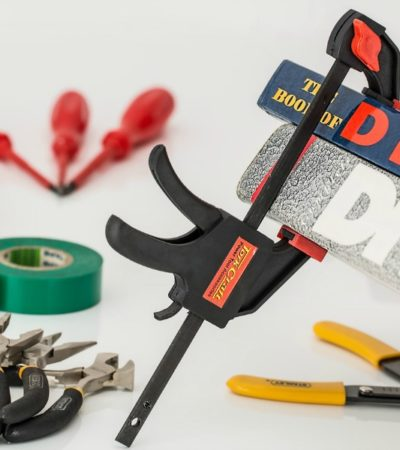 DIY home repair tools