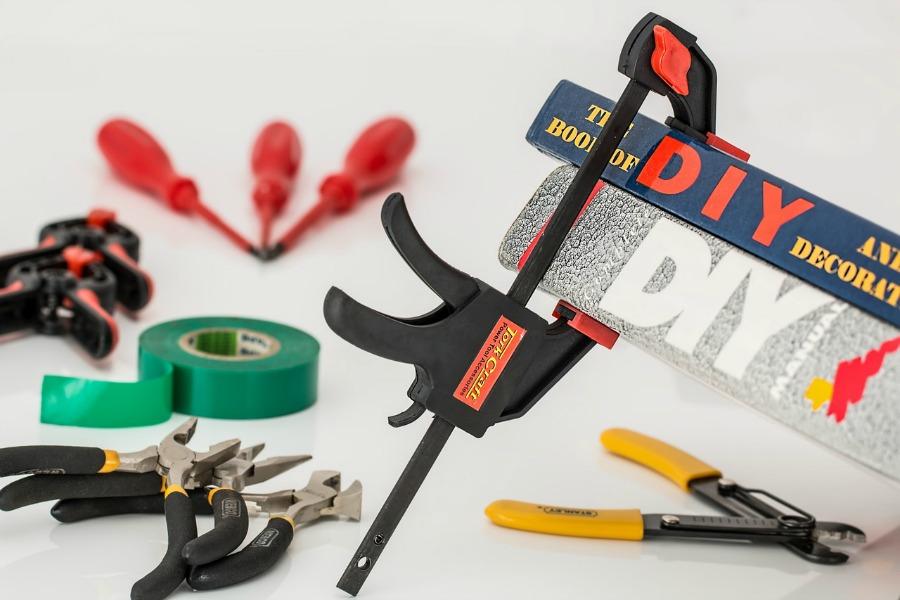DIY home repair tools