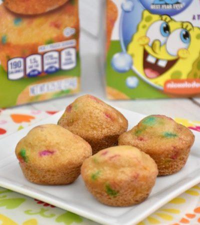 Little Bites muffins closeup