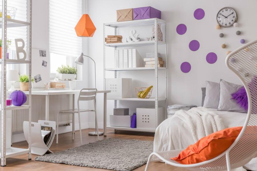 remodeled teens bedroom