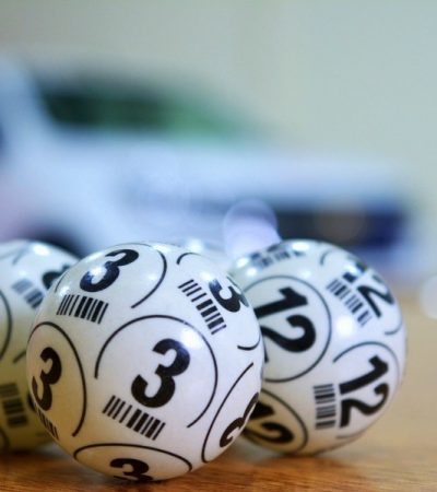 lottery balls and what to do if you win the lottery