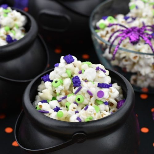 Withces' Brew Halloween Popcorn