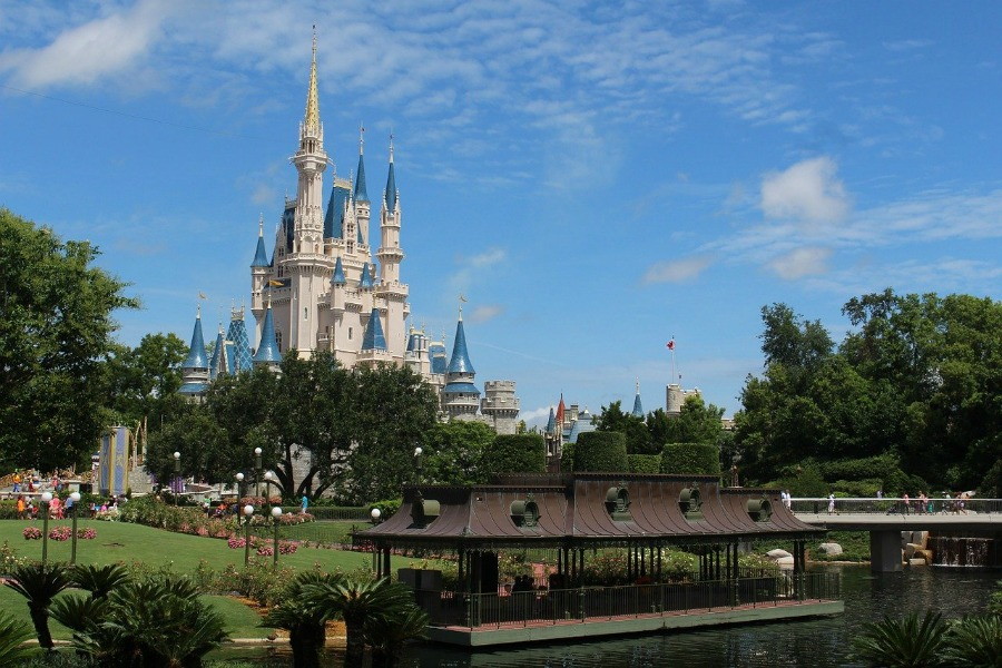 Disney Castle Florida travel tips