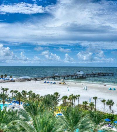 Florida beach