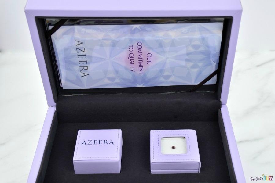 AZEERA box opening