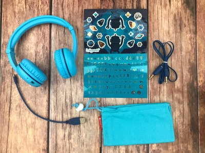 BuddyPhones headphones for kids