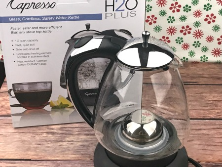 Capresso H2O Select Electric Water Kettle