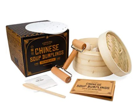 Chinese Soup Dumpling cooking kit