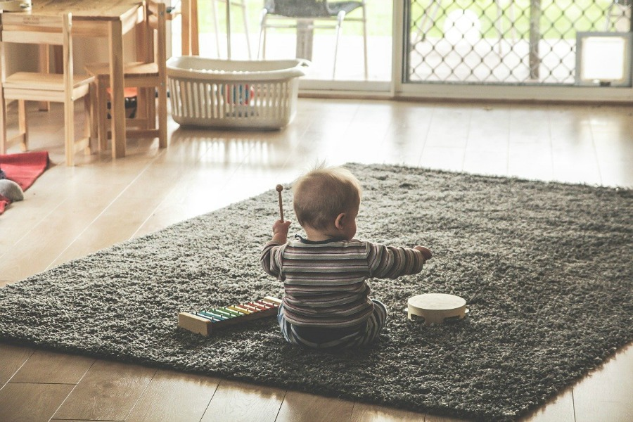keep kids safe playing around the house with these electrical safety tips