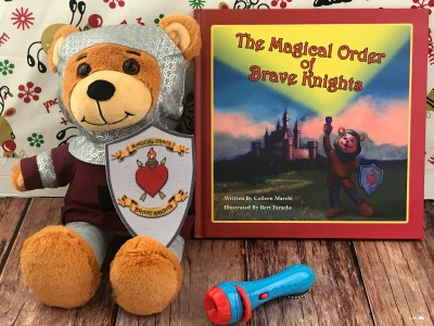 The Magical Order of Brave Knights gift set holiday gift idea