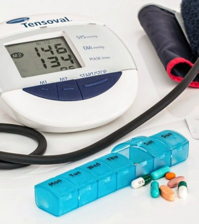 less common causes of high blood pressure