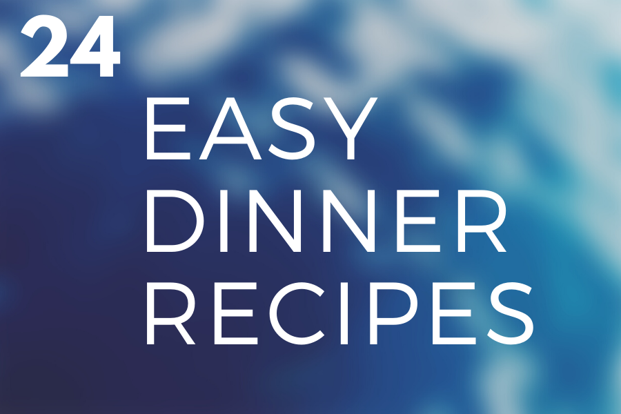 easy dinner recipes recipe roundup