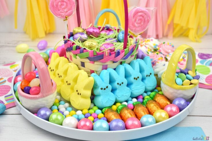 Easter Dessert Charcuterie Board