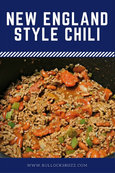 With ground beef, fresh vegetables, and a few simple seasonings this easy dinner recipewill be the best you've ever tried in this Award-Winning New England Style Chili recipe!