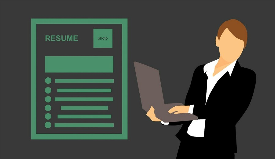 make sure your contact info is clear when you format your resume