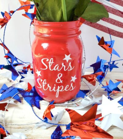 4th of july mason jar ideas