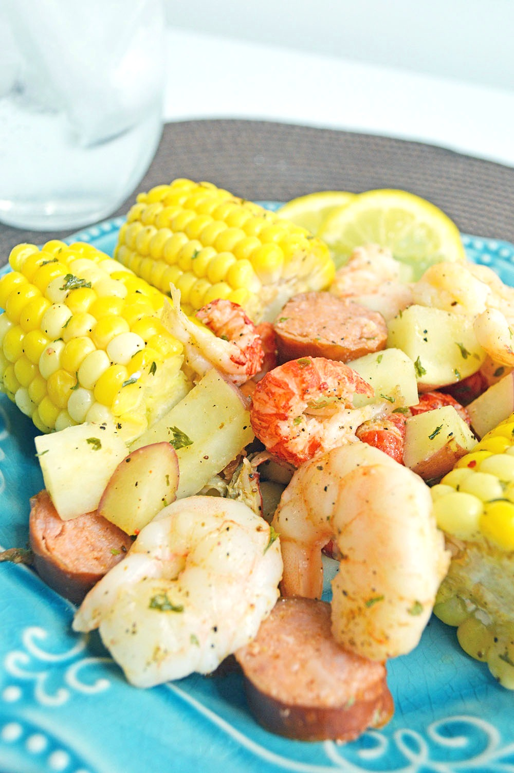 This tasty Cajun Seafood Boil Foil Packets recipe is a delicious meal that calls for very little prep and even less clean-up!