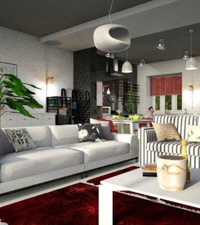 simple DIY living room updates
