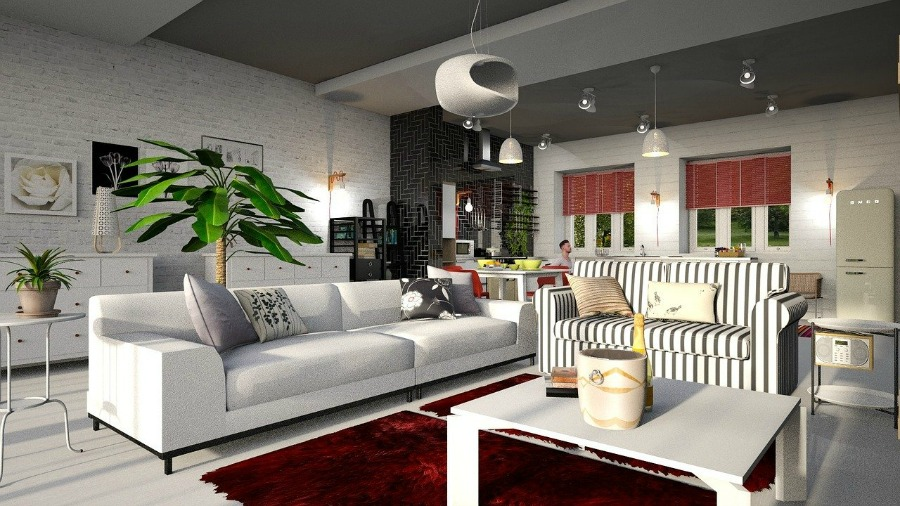 simple DIY living room updates to breath new life into your room