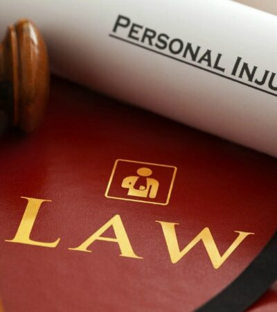 how to handle dealing with a personal injury at work