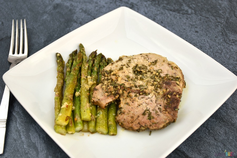 rosemary sage pork chops recipe